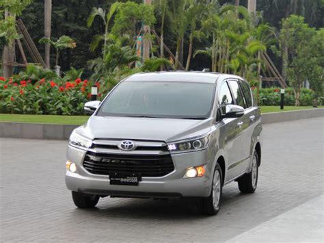 Review Toyota Kijang Innova by Drive Toyota Kijang Innova Q 2016 Review