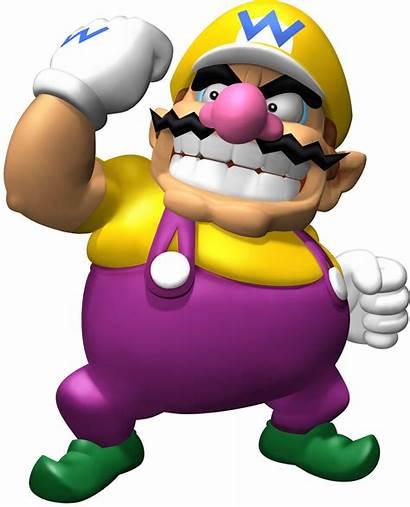 Wario Gamecube Mario Bros Super Artwork Characters