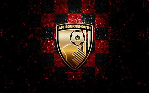 All information about bournemouth (championship) current squad with market values transfers rumours player stats fixtures news. Download wallpapers Bournemouth FC, glitter logo, Premier League, red black checkered background ...