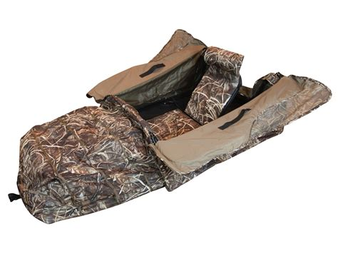 layout blinds on beavertail big gunner layout blind 600d fabric realtree