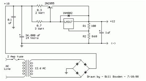 build lmt voltage regulator  pass transistor