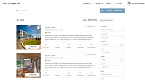 estateengine wordpress property listing real estate theme