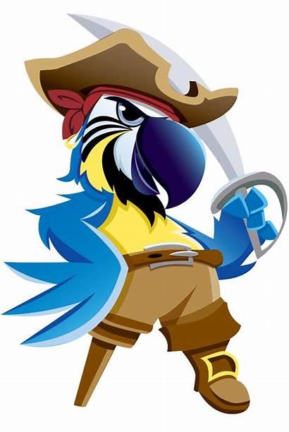 Pirate Parrot Freepngimg