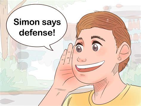 Come Giocare a Simon Dice: 10 Passaggi (con Immagini)