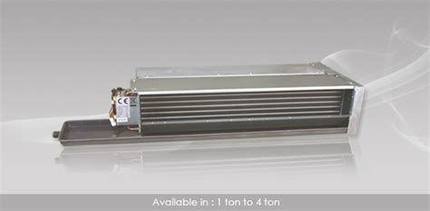 dx fan coil unit transcold
