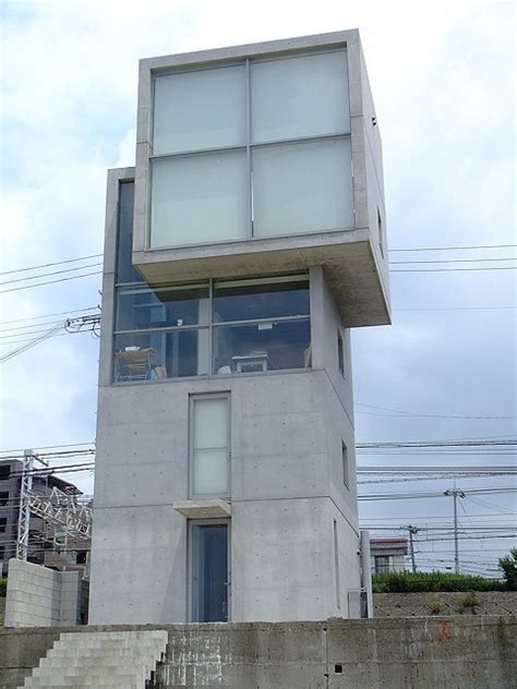 tadao ando 4x4 house concrete 2003 architecture tadao ando 4x4 and house
