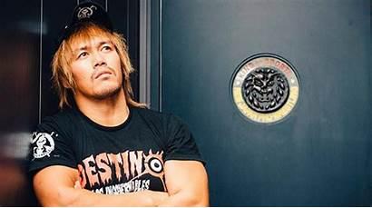 Naito Tetsuya Njpw Genius Wwe Stardust Wrestling