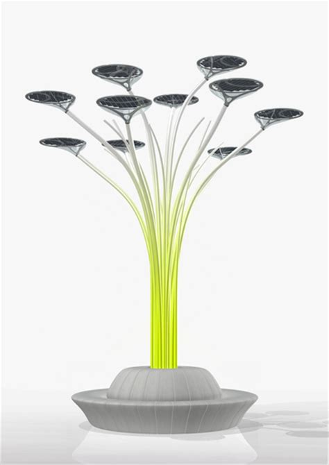 solar tree led lights from artemide outdoor architonic