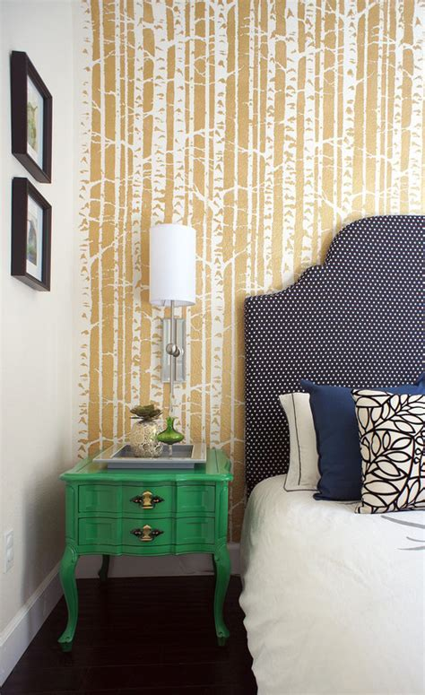 Green Interiors are in for 2013   Frances Hunt