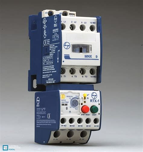 Electric Motor Protection by Thermal Motor Relay Protection