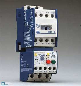 Thermal  Overload  Motor Relay Protection