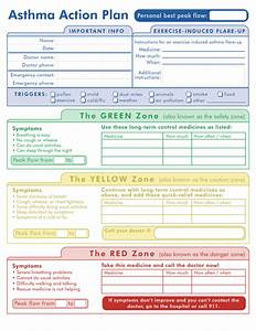 action plan sheet children39s dayton With my asthma action plan template
