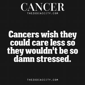 Zodiac Cancer F... Cancer Star Sign Quotes