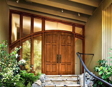 Double Front Entry Doors Glass Entry Farmhouse With Wood Kitchen Sink Disposal Sinks For Small Kitchens Menards How To Unclog With Changing Round And Drainer Do You Clean A Stainless Steel Rustic