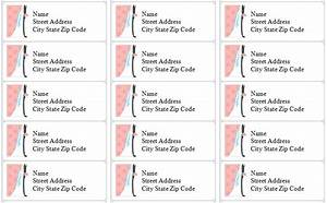 free printable address labels templates vastuuonminun With downloadable return address labels