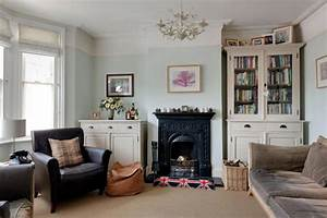 Living room furniture in English style Interior Design