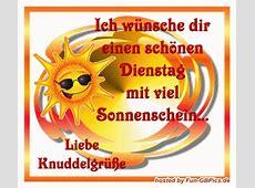Dienstags Grüße Gästebuch Eintrag Facebook BilderGB