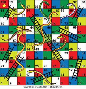snake and ladder clipart - Clipground