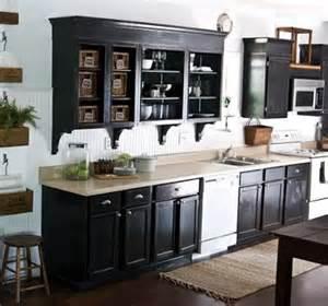 kitchen ideas white appliances black cabinets with white appliances home garden design