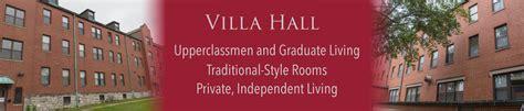 villa hall