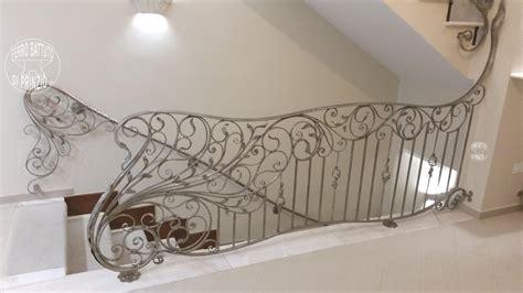 ringhiera per scale interne balaustre interne in ferro scale in ferro battuto