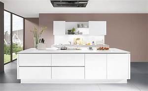 Grifflose kuchen mobel voigt in borna for Grifflose küchen