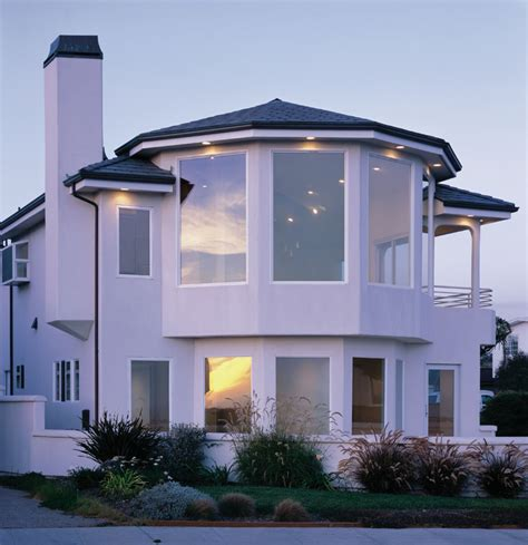 Beautiful Modern Homes Designs Exterior.