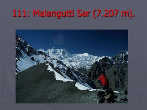Las Montañas Mas Altas Del Mundo Parte 8