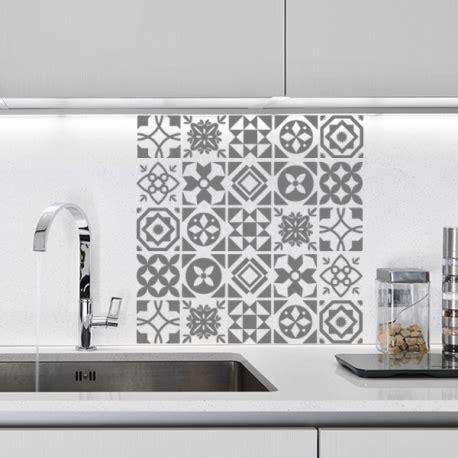 sticker carrelage cuisine stickers pour salle de bain sur carrelage valdiz