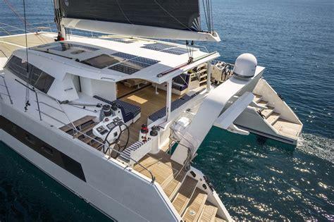 catana  dont wait    summer  escape aboard  maxi cruising catamaran