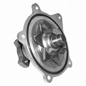 Crown U00ae 4448878   3 8l 2000 Engine Coolant Water Pump