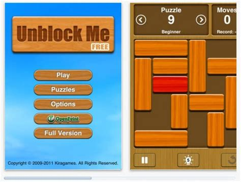 Unblock Me Free Game Review
