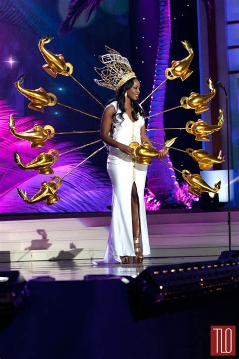 Miss Universe National Costumes 2014, Part 3: Warriors