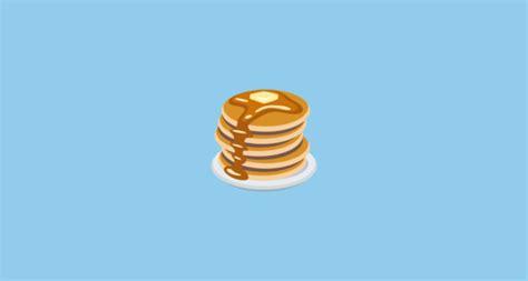 pancakes emoji  joypixels