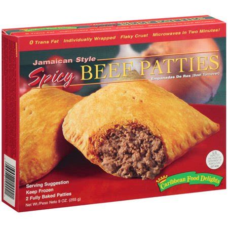 Caribbean Food Delights Jamaican Style Spicy Beef Turnover