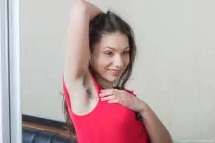 Canella Disrobes Bare By Her Hot Mirror Canellaredlingerieredleggings013