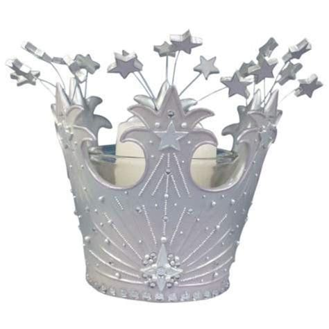 Glinda The Witch Crown Template by 4 Inch Wizard Of Oz Witch Glinda S Crown Tealight