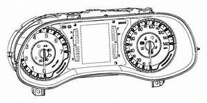 Chrysler 200 Cluster  Instrument Panel