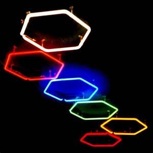 Art and Sculpture — Barton Neon Magic