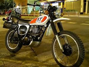Yamaha Xt 500  U2014 Wikip U00e9dia