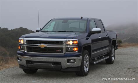 Review 2014 Chevrolet Silverado 1500 (with Video) The