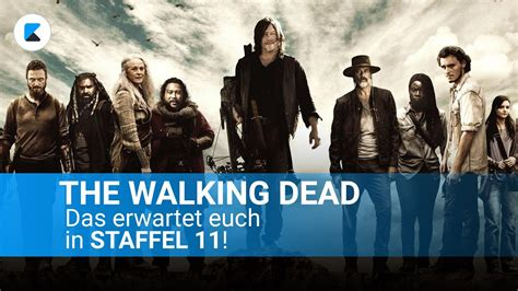 Sheriff deputy rick grimes wakes up from a coma to learn the world is in ruins and must lead a group of survivors to stay alive. THE WALKING DEAD - Staffel 11: Was erwartet uns? - YouTube