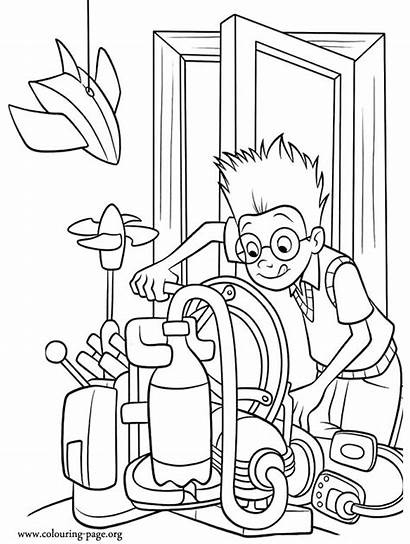 Coloring Invention Meet Working Robinsons Lewis Colouring
