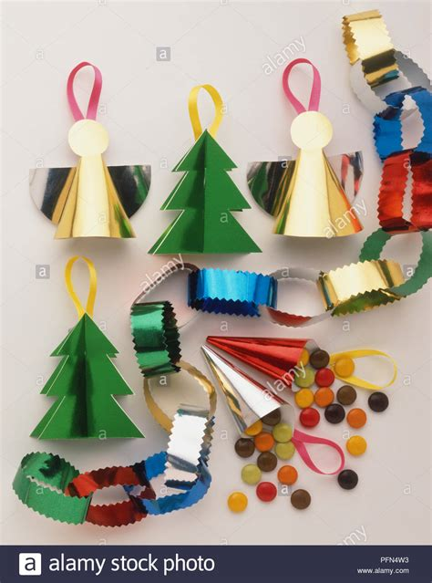 christmas decorations paper chains wwwindiepediaorg
