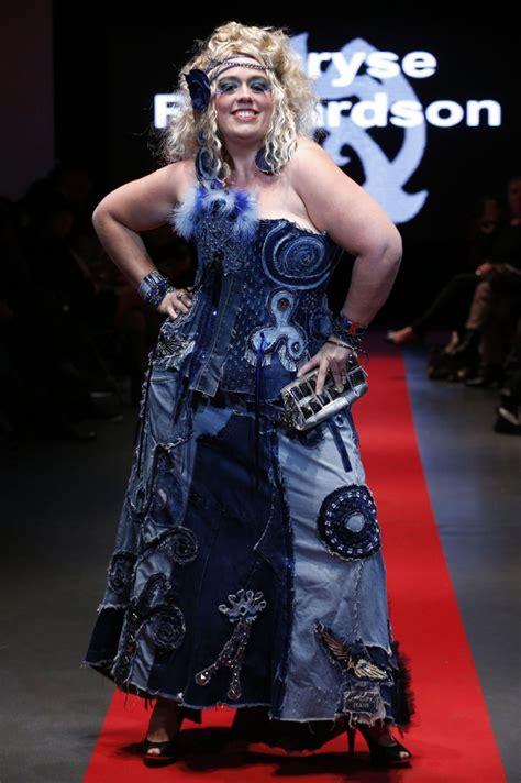 size models strut  stuff  pulp fashion week