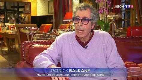 patrick balkany donne de ses nouvelles au lendemain de sa