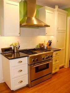 small eat in kitchen ideas pictures tips from hgtv hgtv With kitchen colors with white cabinets with state of michigan wall art
