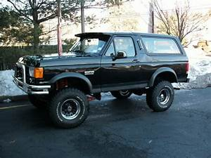 1988 Ford Bronco - Pictures