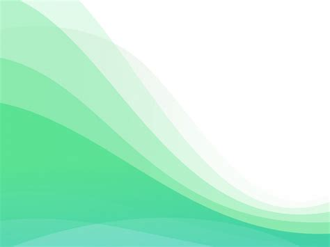 background template background template with waves backgrounds abstract green white templates free ppt