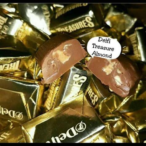menakjubkan  gambar coklat almond gold richa gambar